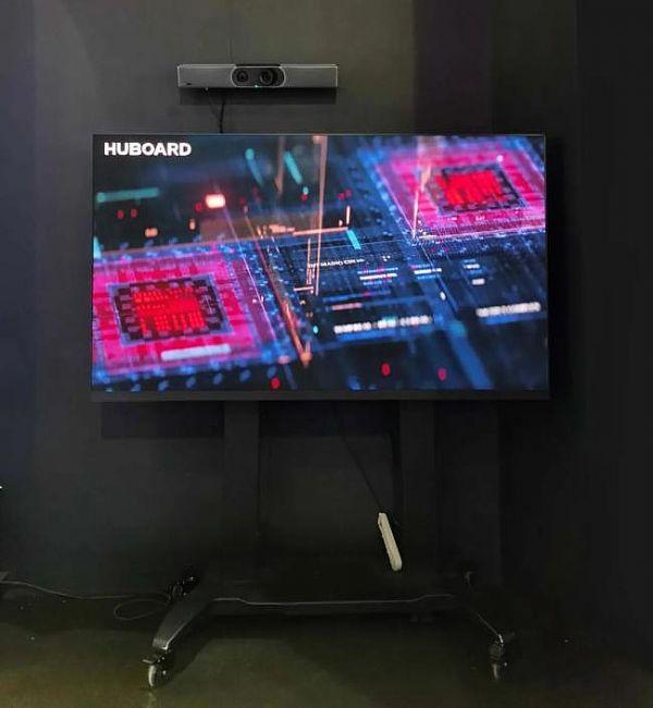 科伦特HUBOARD智慧商显产品及解决方案亮相InfoComm China 2020