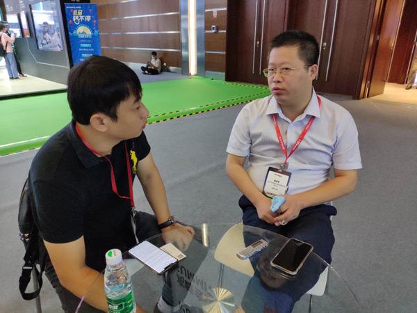 创维群欣显示事业部经理单连军先生接受投影时代网独家专访