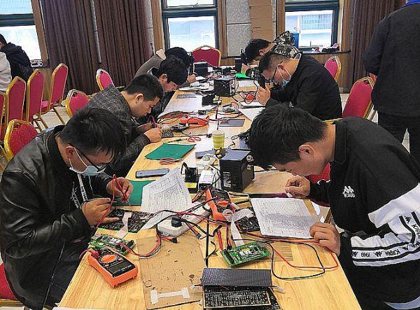 打造行业共享服务平台,洲明UCE赋能活动首战告捷!
