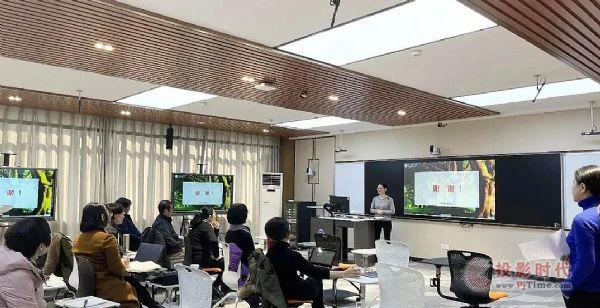 中南大学的教师充电站 互联网+教师教学能力提升和创新空间