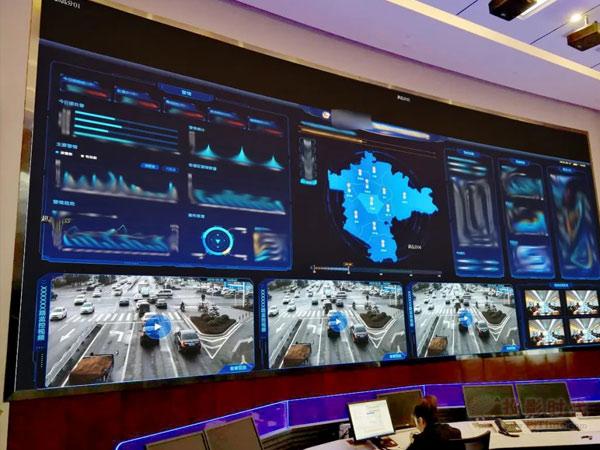 成华公安荣获全国政法智能化建设智慧警务十大创新案例