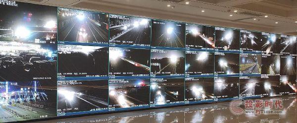 威创可视化系统守护返乡路