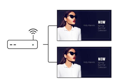 门店信息化福音:X-Sign多媒体内容管理软件帮您统一管控