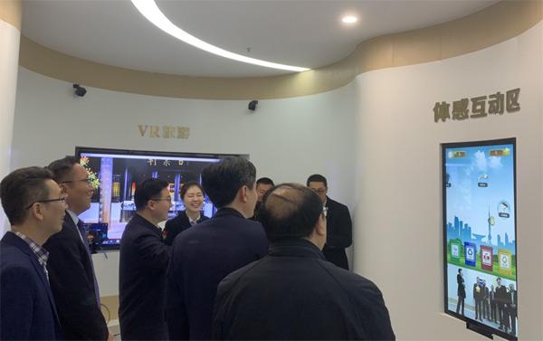 奥拓电子、高邮联通 助力高邮首个5G银行智慧生活馆开业亮相