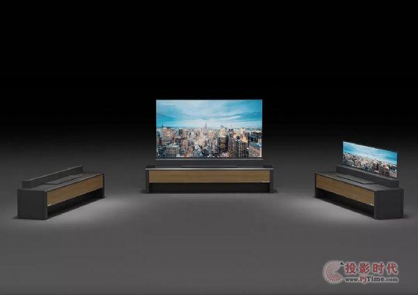 什么是卷曲屏激光电视?什么时候上市