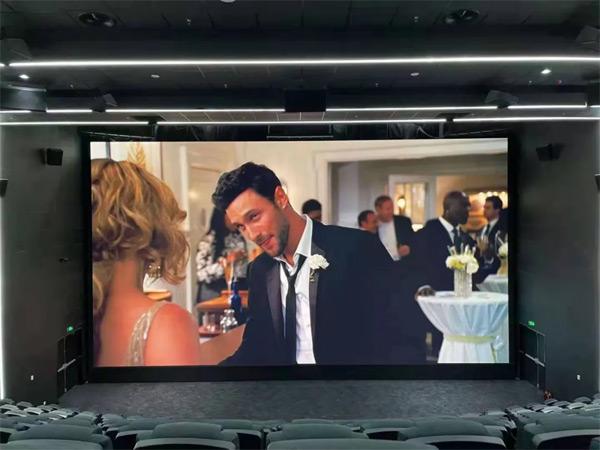 影院大屏:LED和投影最后较量开始了