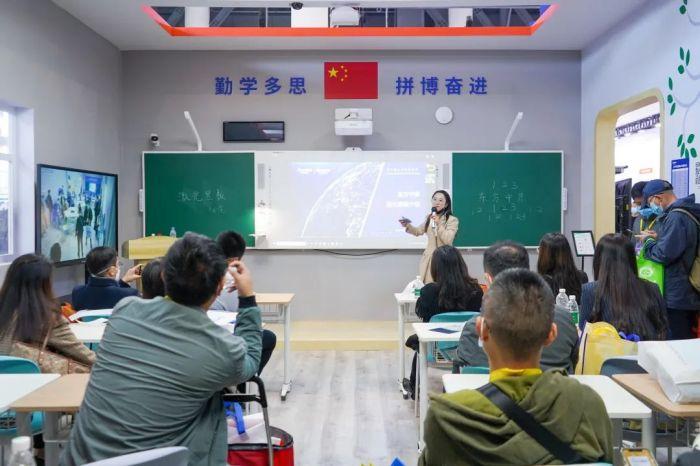 成都普教展现场:东方中原智慧教室、三个课堂解决方案引爆全场