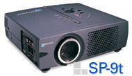 <font color='#FF0000'>BOXLIGHT</font>公司新款投影机产品SP-9t推出