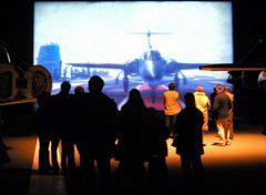 科视 <font color='#FF0000'>Roadie</font> X10应用海军航空兵博物馆