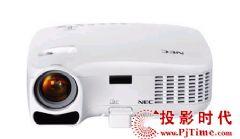 白色涂装NEC LT35+投影机 在13500元徘徊