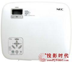 健康家庭 绿色投影-NEC VT49+投影机