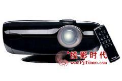 独特的跑车型外观 富可视IN78投影机售价32000