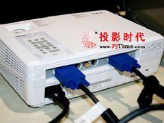 极致色彩超长寿命 NEC入门级投影机新品NP100+