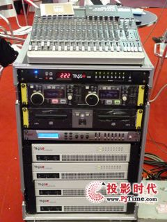<font color='#FF0000'>TASSO</font>迪素音响亮相2008年上海国际音响展