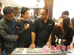 <font color='#FF0000'>MACKIE</font>在北京中苑宾馆开展数字产品推广会