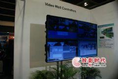Dexon图形拼接控制器产品亮相InfoComm Asia 2008