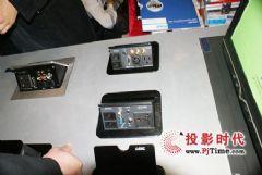 长青树视听设备亮相InfoComm Asia 2008