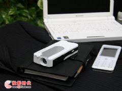 疑似日本山寨微型投影机 CV-MP02上市