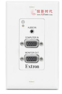 EXTRON推出P/2 DA2 D带音频<font color='#FF0000'>VGA</font>分配放大器