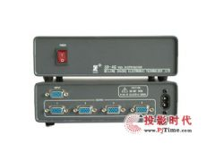 Zhaoke(兆科)<font color='#FF0000'>VGA</font>分配器使用说明