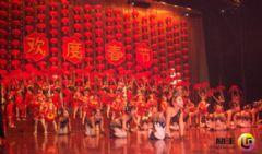 <font color='#FF0000'>RCF</font>音响唱响丰城2010春节文艺晚会