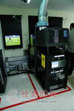 韩国乐天院线全线采用GDC数字影院服务器3D直播<font color='#FF0000'>FIFA</font> 2010世界杯