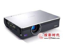 索尼VPL-CX161 促销9500元送120寸电动幕