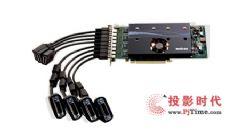 友双科技将携全球首张八屏显卡亮相香港Infocomm