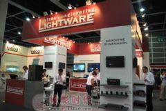 <font color='#FF0000'>Lightware</font>领先矩阵切换器惊艳香港