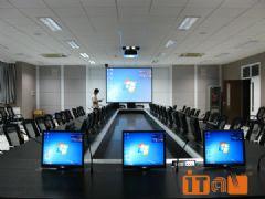 ITAV助力建设浙江师范大学数理与信息工程学院会议室