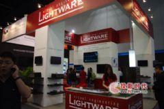 <font color='#FF0000'>Lightware</font>矩阵切换器Infocomm2011展出