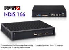 通过<font color='#FF0000'>Scala</font>认证的高价值播放器 NDiS 166