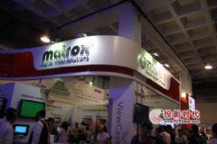 金中恒科技携手<font color='#FF0000'>Matrox</font>亮相BIRTV2011