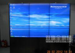 唯瑞46寸液晶拼接解决方案亮相新疆气象设备保障中心