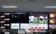 <font color='#FF0000'>CIBN</font>尖端设备鉴赏&nbsp;NEC工程液晶大屏拼接实拍