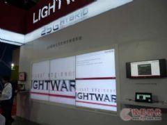 <font color='#FF0000'>Lightware</font>展出全新的25G音视频信号管理系统
