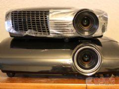 置身影院般的视听盛宴奥图码1080P3D家用投影机评测
