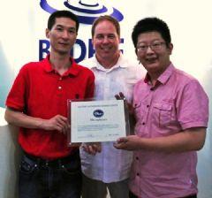 北京太平宝迪公司成为<font color='#FF0000'>BLUE</font>Microphones厂家授权维修中心