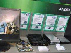 iLong倚龙商用展<font color='#FF0000'>AMD</font>平台嵌入式计算机