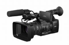 索尼推出PXW-Z1004K专业手持式X<font color='#FF0000'>DCA</font>M摄录一体机