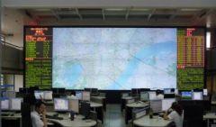 威创可视化助指挥信息决策保安全