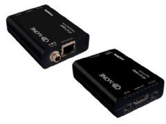 tvONE推出基于单根Cat.5e/Cat.6电缆