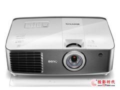 明基家用投影机携手上海融影亮相2013广州音响唱片展