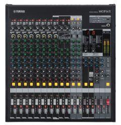 <font color='#FF0000'>Yamaha</font>划时代的调音台产品MGP16X