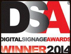 """<font color='#FF0000'>tvONE</font>CORIOmastermini视频处理器获得""""DigitalSignageAward""""奖项"""