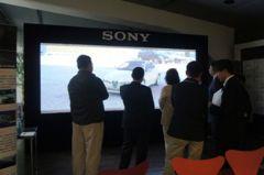 索尼4KS<font color='#FF0000'>XR</font>D数字放映机SRX-T615助力汽车工程学会系列活动
