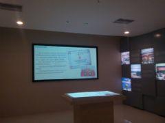 <font color='#FF0000'>CREATIVE</font>(捷控)品牌运用于海信展厅