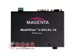 <font color='#FF0000'>TvONE</font>展示Magenta MultiView II DVI接收器