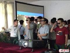 丽讯DU6871助力系统展会打造完美工程投影解决方案