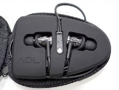 耳目一新的设计:<font color='#FF0000'>ADL</font>EH008耳道耳机
